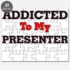 Addicted to my Presenter Puzzle