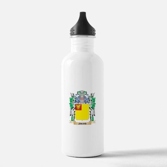 Jakob Coat of Arms - F Water Bottle