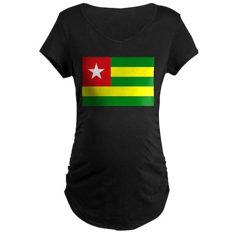 Togo Maternity Dark T-Shirt