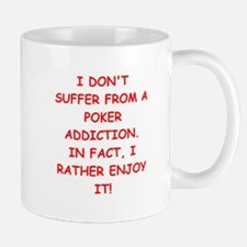 poker joke Mugs