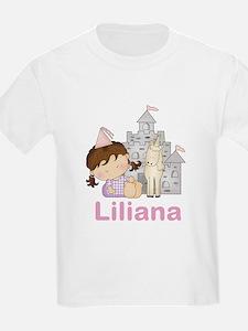 Laura's Purple Princess T-Shirt