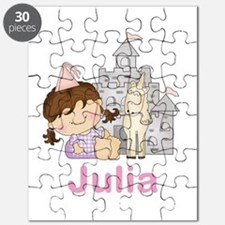 Julia's Purple Princess Puzzle