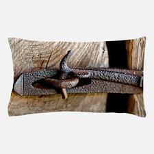 Barn Latch Pillow Case