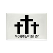 Cool Good friday Rectangle Magnet