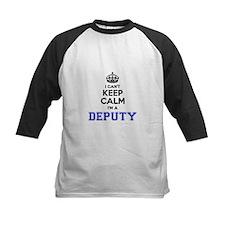 DEPUTY I cant keeep calm Baseball Jersey