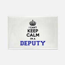 DEPUTY I cant keeep calm Magnets