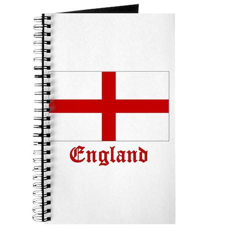 England Flag Journal