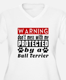 Protected By Bull T-Shirt