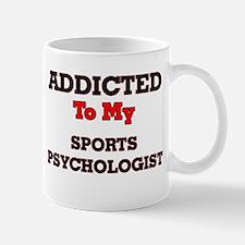 Addicted to my Sports Psychologist Mugs