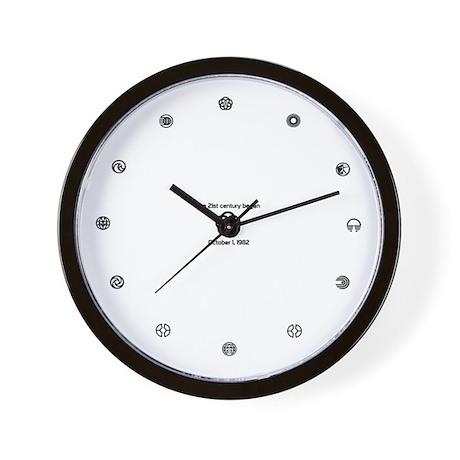 The TimeKeeper - Epcot Pavilion Logo Clock