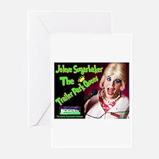Jolene Sugarbaker Greeting Cards (Pk of 10)