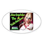 Jolene Sugarbaker Oval Sticker