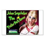 Jolene Sugarbaker Rectangle Sticker
