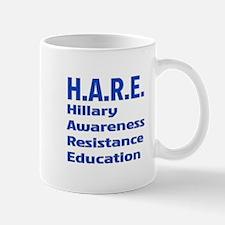 H.A.R.E. 1 Mugs