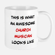 awesome church musician Mug