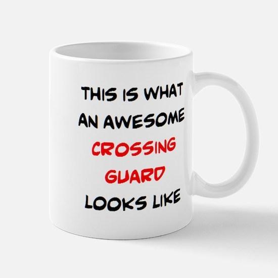 awesome crossing guard Mug