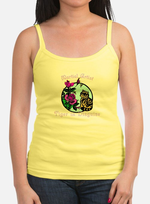Tiger Disguise AC Tank Top