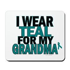 I Wear Teal For My Grandma 5 Mousepad