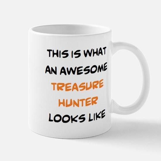 dedicated treasure hunter Mug