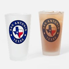Cute Saint anthony Drinking Glass