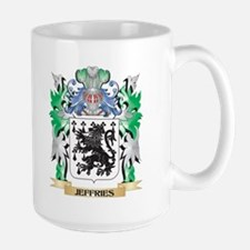 Jeffries Coat of Arms - Family Crest Mugs