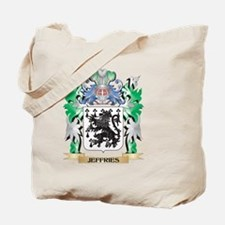 Jeffries Coat of Arms - Family Crest Tote Bag