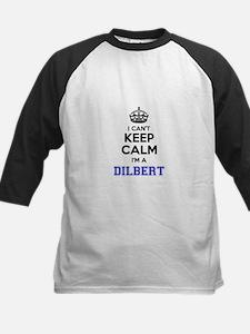 DILBERT I cant keeep calm Baseball Jersey