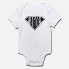 SuperWitch(metal) Onesie