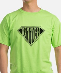 SuperWitch(metal) T-Shirt