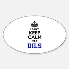 DILS I cant keeep calm Decal