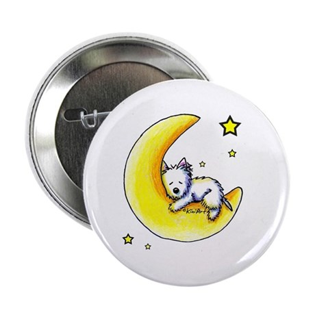 "Lunar Love 2.25"" Button (100 pack)"