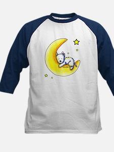 Lunar Love Kids Baseball Jersey