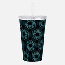 Funny Illusion Acrylic Double-wall Tumbler