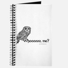 Who Owl Journal