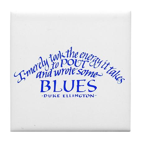 Duke Ellington, Tile Coaster