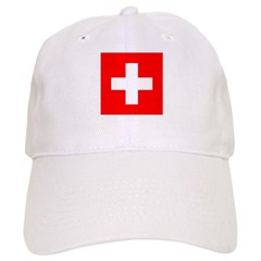 Switzerland Baseball Cap