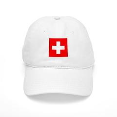 Switzerland Baseball Cap