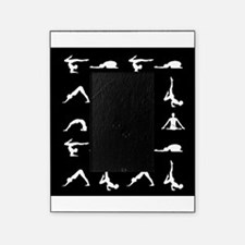 Cute Pilates Picture Frame