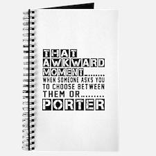 Porter Awkward Designs Journal