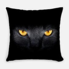 Cat Eyes Everyday Pillow