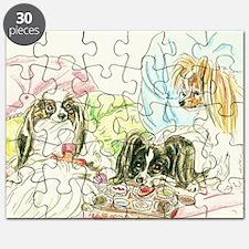 Unique Phalene Puzzle