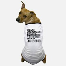 Cider Awkward Designs Dog T-Shirt