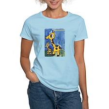 Simon's Two Giraffes T-Shirt