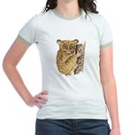 Tarsier Rain Forest Jr. Ringer T-shirt
