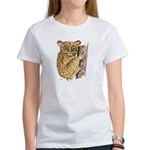 Tarsier Rain Forest (Front) Women's T-Shirt