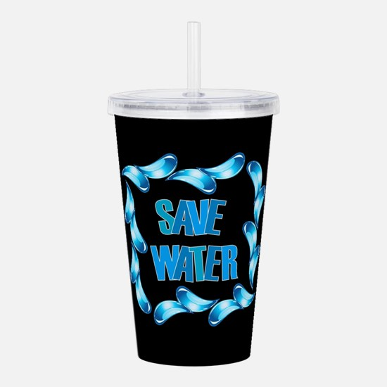 Conservation Acrylic Double-wall Tumbler