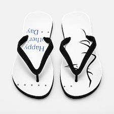 Cute May day Flip Flops