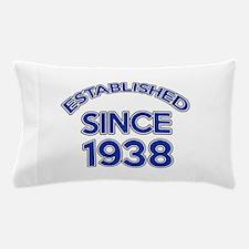 Established Since 1938 Pillow Case