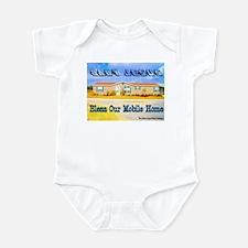 Baby Jesus Infant Creeper