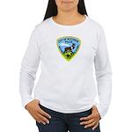 Kotzebue Alaska Police Women's Long Sleeve T-Shirt